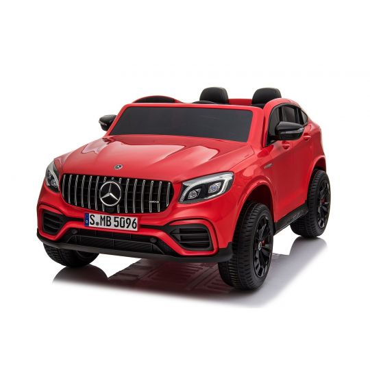 ΜΙΚΟ Ηλεκτροκίνητο Mercedes Benz Original Licensed 12V, GLC 63S Διθέσιο με τηλεχειριστήριο σε κόκκινο BJ608