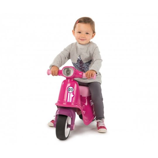 Smoby PINK SCOOTER 721002