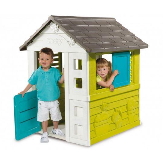 Σπίτι κήπου, Smoby Pretty Playhouse 810710