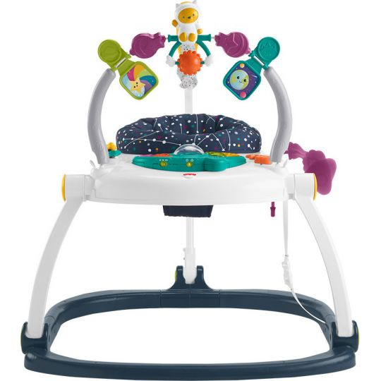 Fisher Price Jumperoo Spacesaver - Γαλαξίας, HBG73