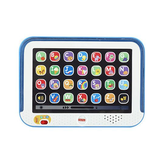 Fisher Price Laugh & Learn Εκπαιδευτικό Tablet-Blue, DKK08