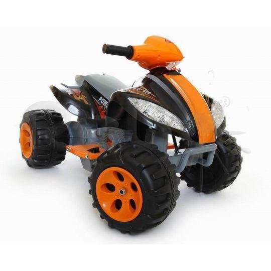 ΜΙΚΟ Ηλεκτροκίνητο γουρούνα 6V Πορτοκαλί Β-03