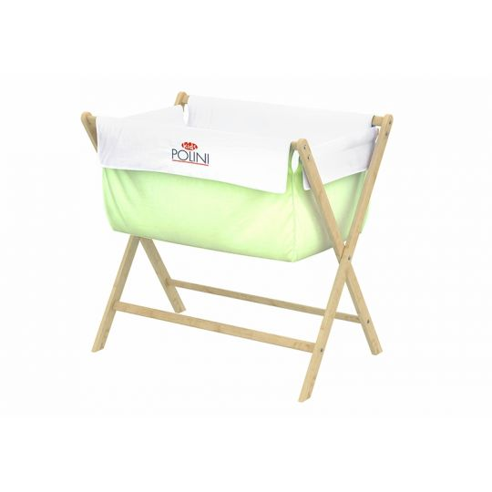 Λίκνο Polini Kids, Cradle 1297 green