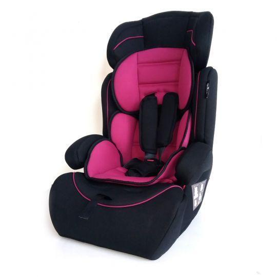 Κάθισμα Αυτοκινήτου MIKO YB704A 9-36kg, Black & Burgundy